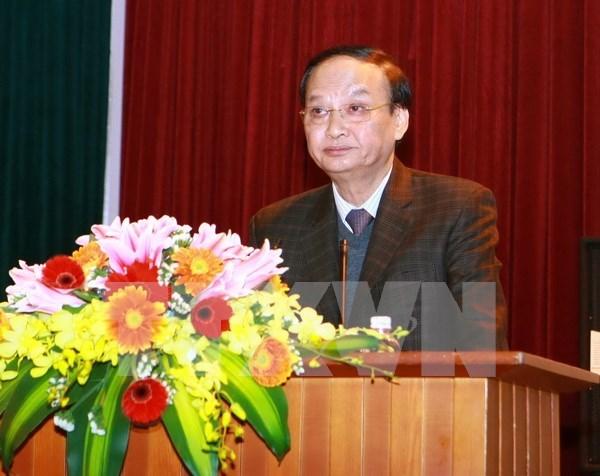 Japan's rising sun order bestowed upon Vietnamese official hinh anh 1