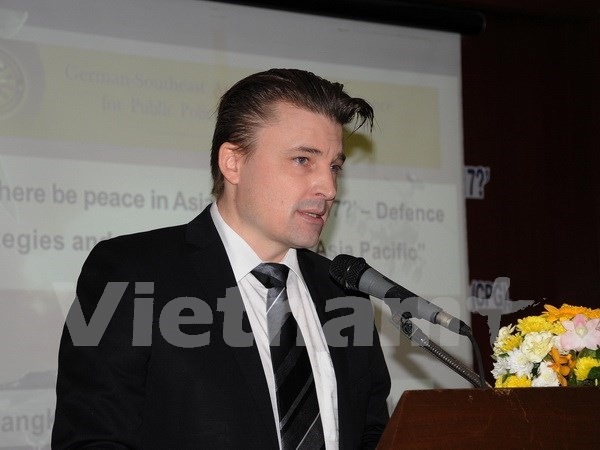 Seminar discuss security, defence strategies in Asia - Pacific hinh anh 1