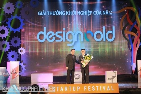 Eight honoured at first ever startup festival hinh anh 1