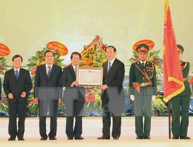 Phu Tho urged to focus on knowledge economy, added-value industries hinh anh 1