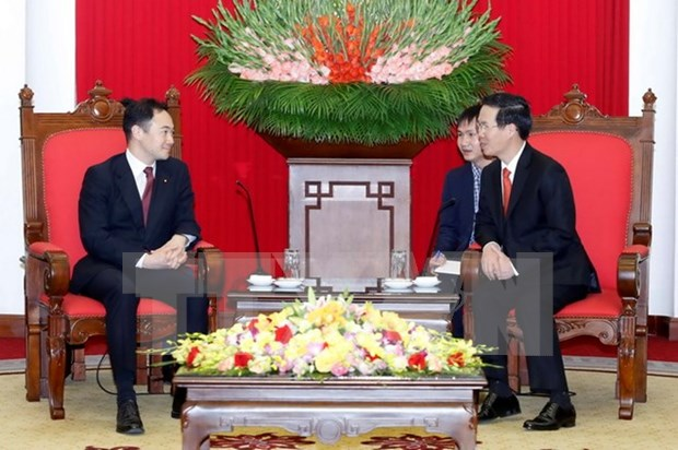 Japan wants improved youth ties with Vietnam hinh anh 1