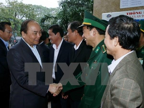 Prime Minister highlights strategic role of Da Nang port hinh anh 1