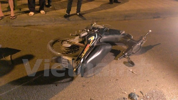 Traffic accidents kill 33 on first day of 2017 hinh anh 1