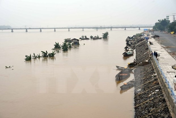 Malaysia spends big on flood mitigation projects hinh anh 1