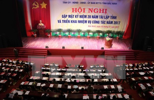 Bac Ninh looks to become centrally-run city hinh anh 1