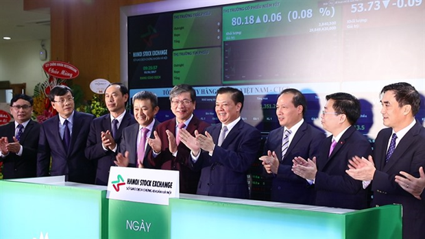 National carrier lists 1.22 billion shares on UPCoM hinh anh 1