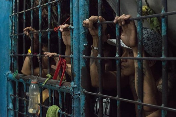 132 inmates escape in southern Philippines hinh anh 1