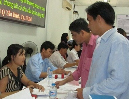 HCM City aims to eliminate poor homes by 2020 hinh anh 1