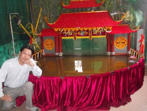 Talk to be held on water puppetry hinh anh 1