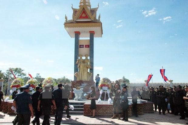 Get-together marks southwest border defence war victory hinh anh 1