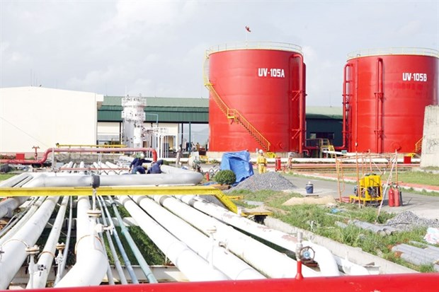 Oil stocks lead market for second day hinh anh 1