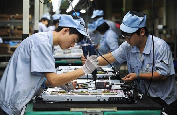 Vietnam second in ASEAN in manufacturing sector growth hinh anh 1