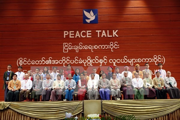 Myanmar's national political dialogues open hinh anh 1
