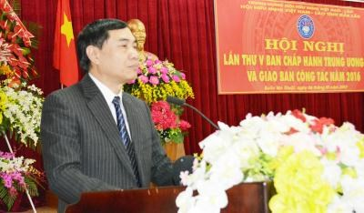 Association works to foster Vietnam-Laos traditional ties hinh anh 1