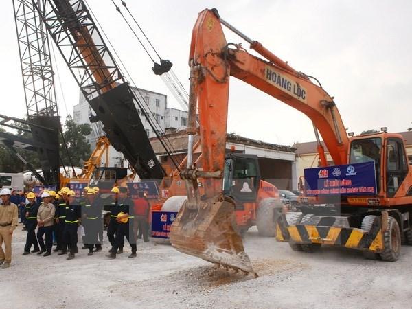Hai Phong starts work on key bridge hinh anh 1