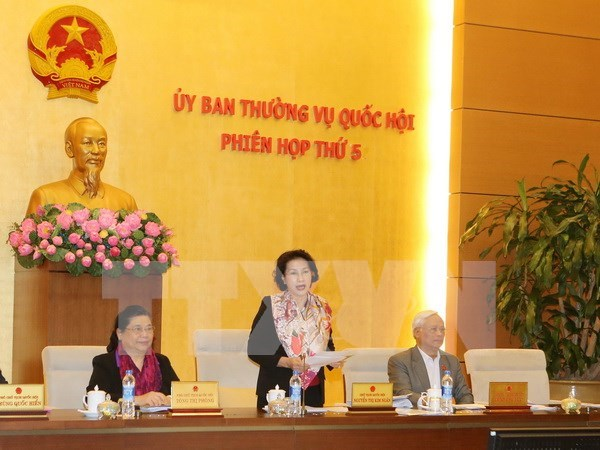 NA Standing Committee to convene 6th session hinh anh 1
