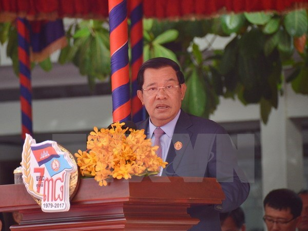 Cambodia marks day against genocidal regime hinh anh 1