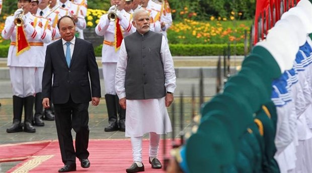 Vietnam a key pillar of India's Act East Policy hinh anh 1