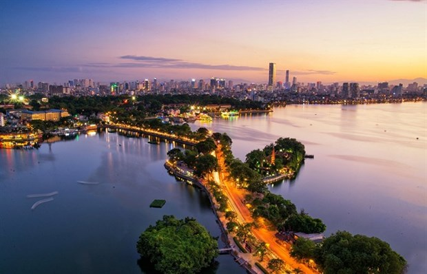 Vietnam ranked high for expat careers hinh anh 1