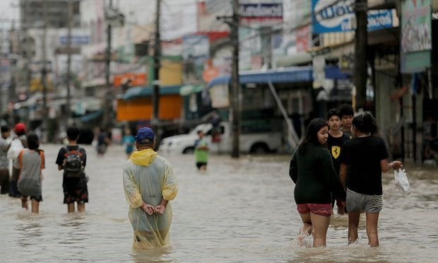 Thailand: Heavy flooding affects more than one million hinh anh 1