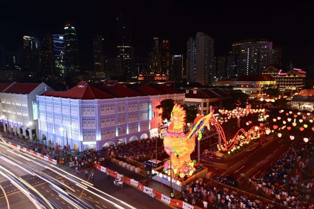 Singapore eager for Year of the Rooster hinh anh 1