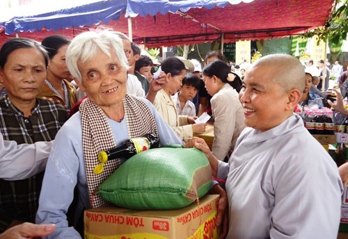 Binh Duong Buddhism makes significant contributions hinh anh 1