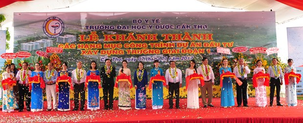 Medicine University opens new facilities in Can Tho hinh anh 1