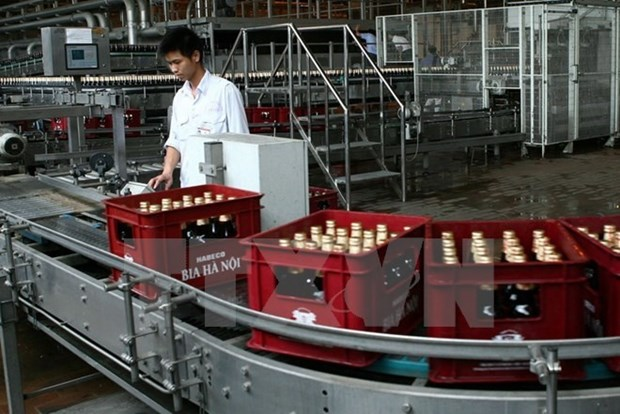 Foreign beer companies boost investment in Vietnam hinh anh 1