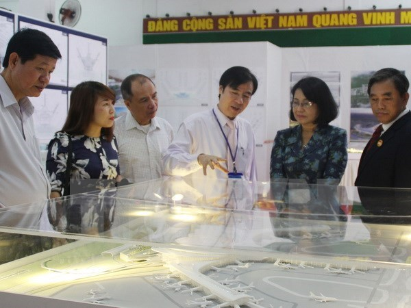RoK's Inha University keen on Long Thanh airport project hinh anh 1