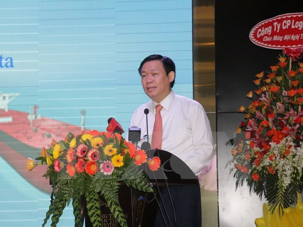 Logistics businesses urged to invest in Mekong Delta hinh anh 1