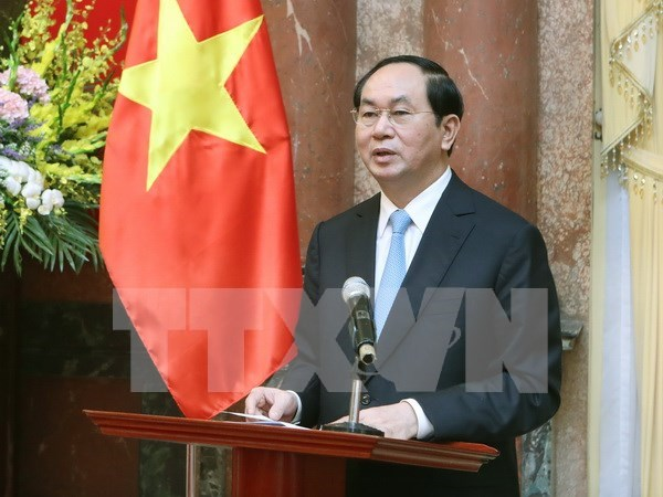 President urges continued building of law-governed socialist State hinh anh 1