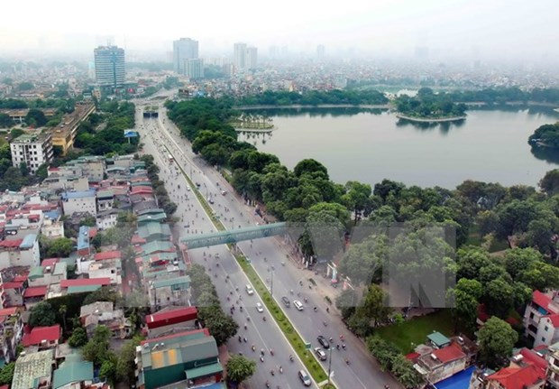 Capital city takes actions to keep sustainable growth hinh anh 1