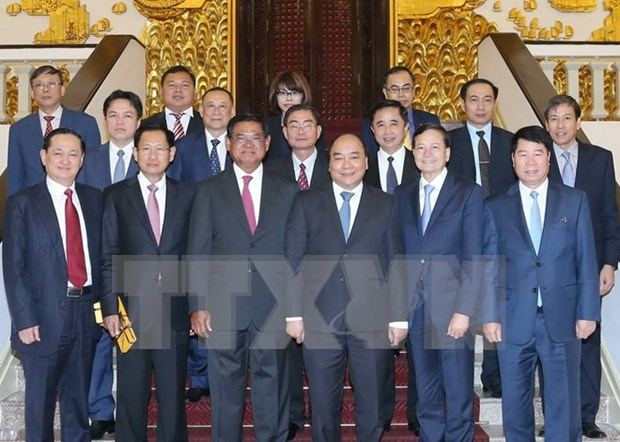 Vietnam wishes to foster friendship with Cambodia: PM hinh anh 1