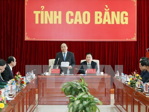 Cao Bang urged to become poverty reduction model hinh anh 1