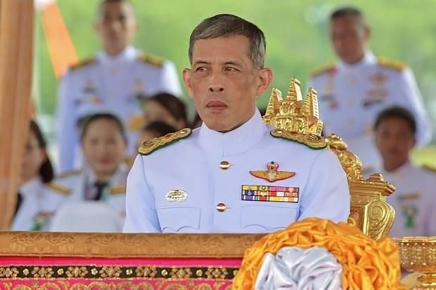 Thai King orders charter amendment hinh anh 1