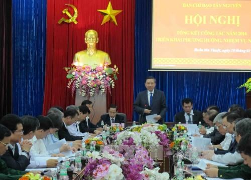 Central Highlands urged to improve investment promotion hinh anh 1