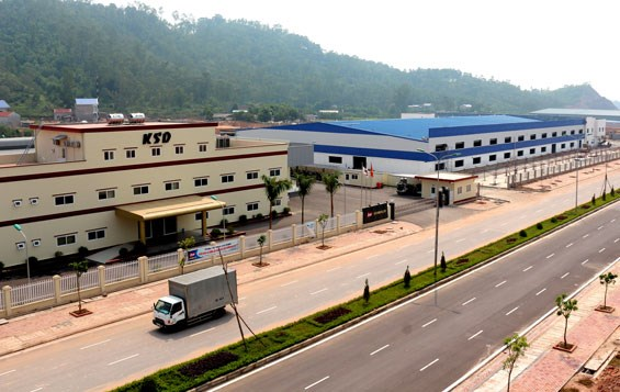Thai Nguyen industrial zones target 200 million USD in investment hinh anh 1