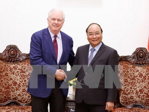 PM: Vietnam desires to boost educational cooperation with US hinh anh 1