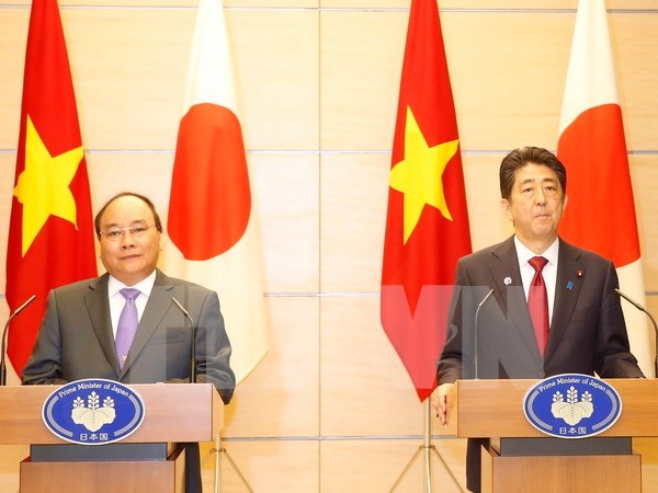 Japanese Prime Minister to pay official visit to Vietnam hinh anh 1