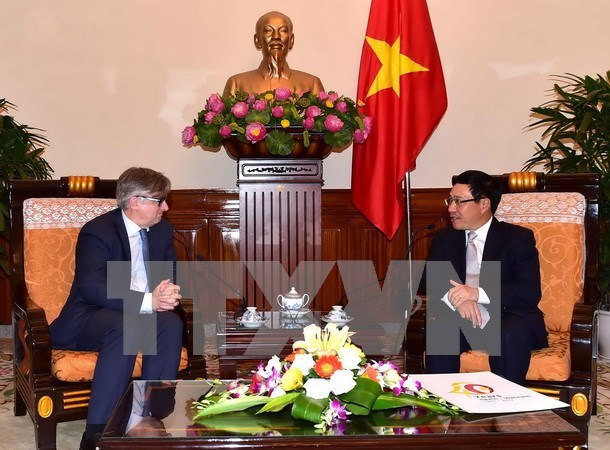 Vietnam, Spain urged to step up multi-dimensional ties hinh anh 1