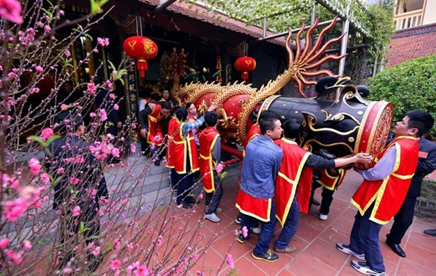 Harmful Vietnamese festival practices banned hinh anh 1