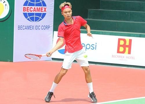Vietnamese tennis players make big leap in world ranking hinh anh 1