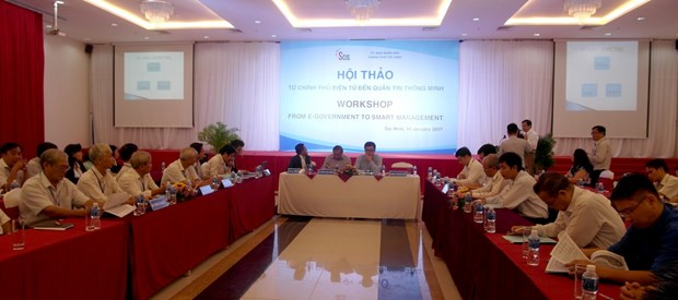 "Tay Ninh expected to successfully build ""smart city"" hinh anh 1"