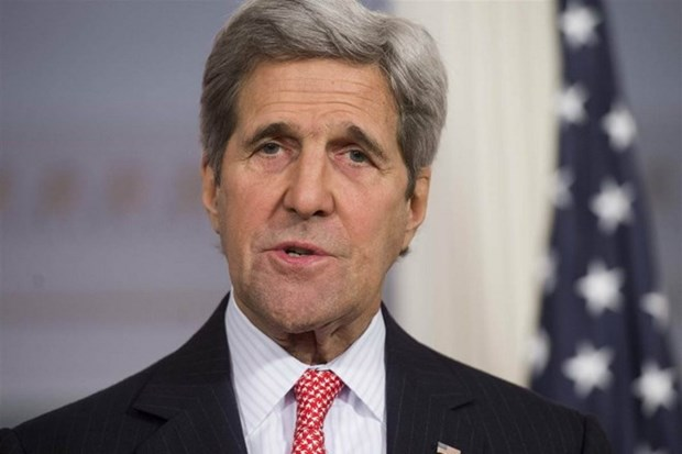 US Secretary of State Kerry to travel to Vietnam hinh anh 1