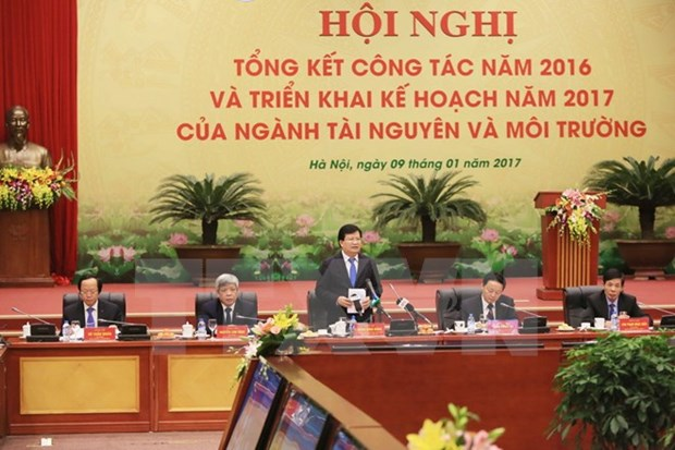 Environmental standards to be tightened in 2017 hinh anh 1