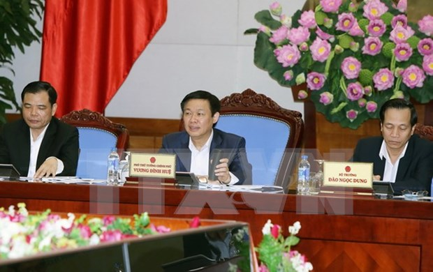 Sharp fall seen in debts for building new-style rural areas hinh anh 1