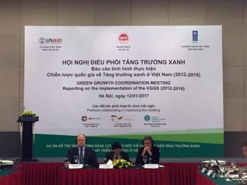 Vietnam promotes green growth hinh anh 1
