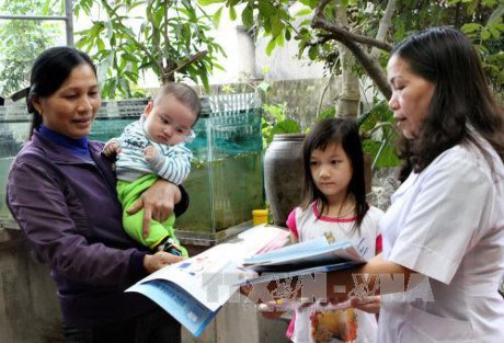 Nearly 2 million people join in environmental protection activities hinh anh 1