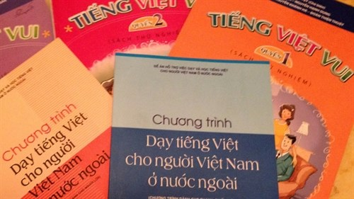 Project improves Vietnamese teaching for expatriates hinh anh 1
