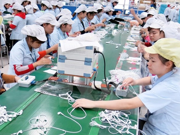 Ministry predicts 2017 export growth hinh anh 1